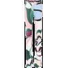 EMILIO PUCCI Printed silk-blend pants - Capri & Cropped -