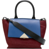 EMPORIO ARMANI colour block tote bag 638 - Hand bag -