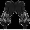 EMW black lace blouse - Shirts -