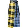 ENFID plaid skirt - Suknje -