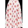 ERDEM Gaura floral fil-coupé organza mid - Skirts -