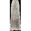 ERDEM Viviane floral-embroidered mesh-ov - Skirts -