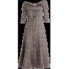 ERDEM brown dress - Dresses -