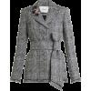 ERDEM embellished checked jacket - Giacce e capotti -