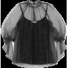 ERDEM taffeta blouse - Shirts -