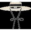 ERDEM x Noel Stewart straw hat - Hat -