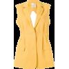 ERIKA CAVALLINI open-back gilet - Vests - 370.00€  ~ £327.41