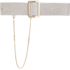 ERMANNO SCERVINO chain-detail buckle bel - Belt - $760.00