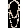 ERMANNO SCERVINO multi-chain long neckla - Halsketten -