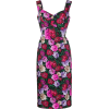 ESCADA floral print midi dress - Dresses -