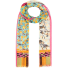 ETRO Floral cashmere scarf - Scarf -