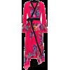 ETRO Floral silk kimono dress - Dresses -