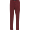 ETRO Mid-rise stretch wool straight pant - Capri & Cropped -