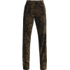 ETRO Paisley-brocade flared velvet trous - Jeans -