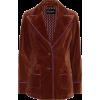 ETRO corduroy blazer - Jacket - coats -