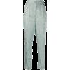 ETRO floral jacquard trousers - Pantalones Capri -