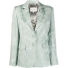 ETRO floral single breasted blazer - Trajes -