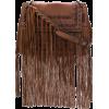 ETRO fringed shoulder bag - Bolsas pequenas -