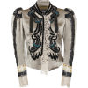 ETRO silk satin jacket - Jacket - coats -