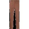 ETRO tartan trousers - Spodnie Capri -