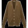 EXTREME CASHMERE N°117 stretch-cashmere - Cardigan -