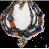 Earthy Boho Chic Bracelet - Bransoletka - $38.00  ~ 32.64€