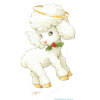 Easter lamb - Animales -