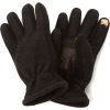 Echo Design Men's Boiled Wool Echo Touch Glove Black - Gloves - $22.17