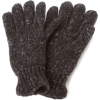 Echo Design Men's Marled Knit Glove with Fleece Lining Black - Gloves - $15.18