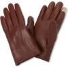 Echo Design Men's Sheepskin Echo Touch Glove Brown - Gloves - $31.97