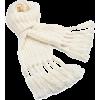 Echo Design Women's Icelandic Patchwork Texture Muffler Vanilla - Sciarpe - $24.00  ~ 20.61€