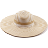 Echo Design Women's Striped Floppy Hat Natural - Hat - $42.00