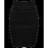 Crna suknja - Skirts -