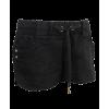 Crne hlačice - Shorts -