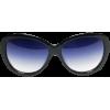 Plave naočale - 墨镜 -