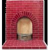 Edwardian Arch fireplace - Meble -