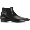 Elasticated Panel Ankle Boots - Boots - $246.00