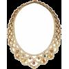 Eleuteri 18K Gold, Sapphire and Diamond - Necklaces -