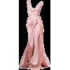 Elie Saab Pink Gown - Kleider -