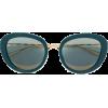 Elie Saab oversize sunglasses - Sunglasses -