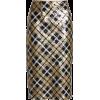 Eliza J - Sequin plaid skirt - Spudnice - $133.00  ~ 114.23€