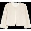 Eliza Short Faux Fur Jacket ELIZA J - Jacket - coats -