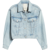 Embellished Denim Jacket LA VIE REBECCA - Jacket - coats -
