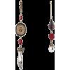 Embellished Earrings Alexander McQueen - Earrings -