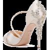 Embellished heels - Sandalen -