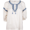 Embroidered Blouse - Shirts -