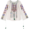 Embroidered Blouse - Tunic -
