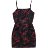 Embroidered Chinese Style Sling Dress - Dresses - $27.99