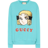 Embroidered Cotton Sweater - Gucci - Jerseys -