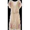 Embroidered dress - ワンピース・ドレス -